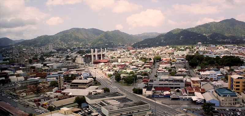 Port of Spain. Photo courtesy of Mario Roberto Duran Ortiz (CC-BY-SA-3.0)