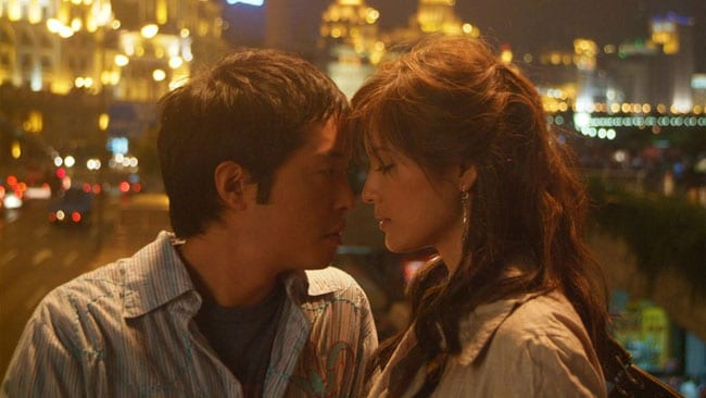 travel movies: Shanghai Kiss (2007)